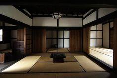Inside a traditional house (Imaicho 今井町, Japan)