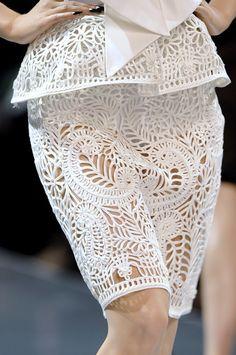 les-details:  Details at Christian Dior Fall 2008