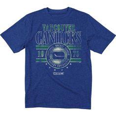 NHL CCM Vancouver Canucks Roundhouse Kick T-Shirt
