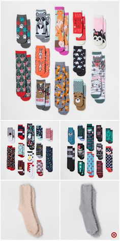 Shop Target for casual socks you will love at great low prices. Free shipping on orders of $35+ or free same-day pick-up in store. #sockscute