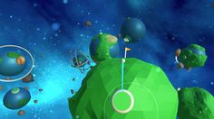 We review Galaxy Golf on the HTC Vive. This virtual reality golf-puzzle game is…