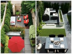1000 images about terrasse on pinterest patio outdoor - Amenagement petite cour exterieure ...