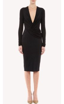 Altuzarra Jersey Marlene Sheath Dress