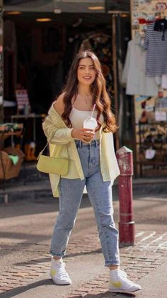 Girls Fashion Clothes, Winter Fashion Outfits, Look Fashion, Woman Clothing, Cute Casual Outfits, Pretty Outfits, Stylish Outfits, Stylish Dresses For Girls, Looks Style
