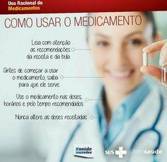 Uso Racional de Medicamentos!
