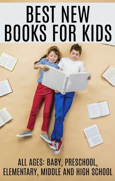 Best New Books for Kids Tot School, Middle School, High School, Fun Learning, Teaching Kids, Good New Books, Gymnasium, Parent Resources, Kids And Parenting
