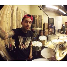 Mike Fuentes and Tony Perry