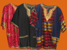 Dashida,Embroidered neck shirts African Style, African Fashion, Exchange Rate, Why Do People, Dashiki, African Fabric, Easy Wear, Warm Weather, Loose Fit