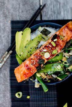 17 Dishes to Make with Salmon  teriyaki salmon