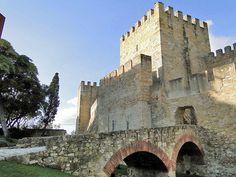Castelo de S. Jorge [Séc. II a.C. - Lisboa, Estremadura, Portugal]