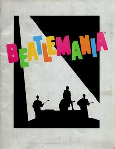 Beatlemania, The Musical, The Program