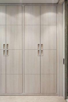 Super bedroom closet design built in wardrobe storage 68 Ideas Closet Interior, Bedroom Closet Doors, Bedroom Door Design, Wardrobe Doors, Bedroom Wardrobe, Wardrobe Closet, Built In Wardrobe, Closet Office, Modern Wardrobe