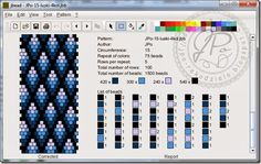 15 around tubular bead crochet rope pattern Bead Crochet Patterns, Bead Crochet Rope, Peyote Patterns, Crochet Designs, Loom Patterns, Beading Patterns, Beaded Necklace Patterns, Tapestry Crochet, Bracelet Crafts