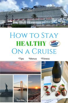Get my tips on how to stay healthy on a cruise along with a review of my fabulous vacation aboard the Norwegian Escape! #ad #Eathealthyonacruise, #Howtoeathealthyonacruise, #howtoeathealthyonaNorwegiancruise, #eatingonacruiseshiptips, #Norwegiancruiselinehealthyfood, #Norwegiancruiselinediningmenus, #Norwegianescapemenus, #Norwegianescapedining, #Norwegianescapespecialtydining, #healthycruiseshipfood, #healthycruiseships, #healthycruiselines,#lacucinamenu, #lebistromenu…