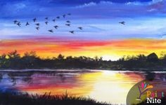 Paint Nite Longisland | Shackleton's Restaurant & Pub, February 4th @ 7 pm