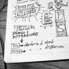 Opinioni non opinabili per la generazione settanta... #sketchnotes #visual #writing #journal #moleskine #lomo #igerspadova #Padova