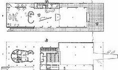 Iate Clube - Conjunto de Pampulha, planta baixa Fonte: http://www.vitruvius.com.br/revistas/read/arquitextos/01.004/985