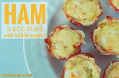 These super easy ham and egg cups are a great low carb and keto snack or lunch box filler. Make a dozen for the week ahead and the freezer. Gluten free and nutritious.