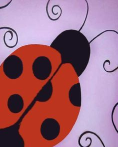 kid canvases and butterfly painting on pinterest - Painting Pics For Kids