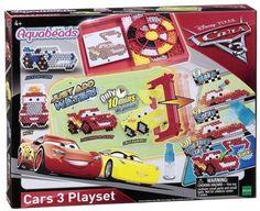 Aquabeads - Disney Cars 3 Jeu complet - Castello   Jeux et Jouets