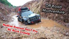 RedCat Racing Everest Gen7 4x4 off road Mudventure