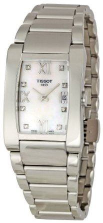 Tissot Womens T0073091111600 T-Trend Stainless Steel Bracelet Watch