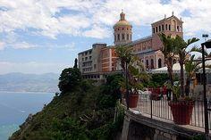 Tindari, place in Sicily, Italy