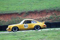 #63-1972 Porsche 911 St 2800cc of Scott Jachtuber at VIR May 2016- photo by Lewis Adams