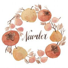 """tinywhitedaisies: """"(via Kelsey Garrity-Riley Illustration: November) """" Freetime Activities, Wallpaper Gratis, Floral Illustration, Landscape Illustration, Illustrations, Months In A Year, 12 Months, Fall Halloween, Autumn Leaves"""
