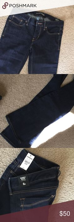 Express Jeans Express Barely Boot Low Rise. New with tags. Express Jeans