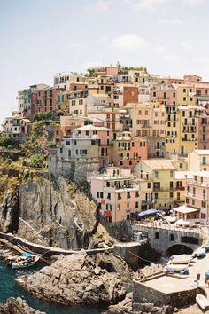 Cinque Terre | Photo: Tec Petaja