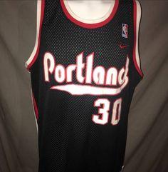 Nike Black Portland Trailblazers Rasheed Wallace Basketball Jersey Size xl  - Jerseys for Sale - Grailed 4c0c6dda5