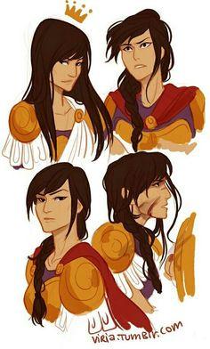 Reyna / Heroes of Olympus