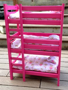 70+ Bunk Beds for Baby Dolls - Interior Design Ideas Bedroom Check more at http://imagepoop.com/bunk-beds-for-baby-dolls/