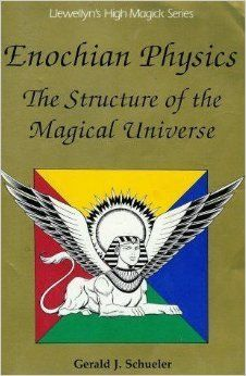Enochian Physics: The Structure of the Magical Universe (Llewellyn's High magick series) Magick Book, Magick Spells, Occult Books, Black History Books, Wicca, Cool Books, Book Cover Art, Book Of Shadows, Nonfiction Books