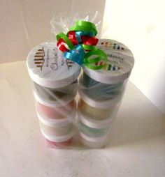 Scented Play Clay  Set of 8 Scents Gift Pack  by MyLittleOtter, $18.00