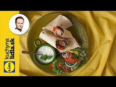 Tortilla s pikantným mletým mäsom a šalátom Lidl, Marcel, Youtube, Youtubers, Youtube Movies