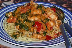 Spaghetti Scampi, ein tolles Rezept aus der Kategorie Saucen. Bewertungen: 102. Durchschnitt: Ø 4,4.