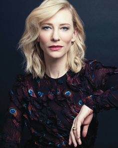 Cate Blanchett - 'Truth' Press Conference at the Four Seasons Hotel in Beverly Hills (October 5, 2015)