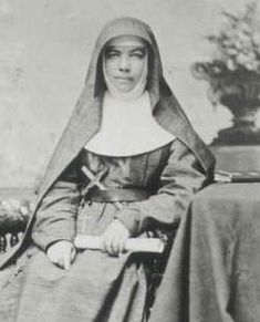 St. Mary of the Cross MacKillop, Roman Catholic Nun. together with Father Julian Tenison Woods, founded the Sisters of St Joseph of the Sacred Heart and a number of schools and welfare institutions throughout Australasia with an emphasis on education for the poor, particularly in country areas. She is the only Australian until now, to be recognised by the Roman Catholic Church as a saint. Feastday Aug. 8