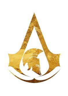 — Assassin's Creed Odyssey fan made logos. Tatuajes Assassins Creed, Assassins Creed Symbol, Assassins Creed Odyssey, Assassin Logo, Sparta Wallpaper, Letter C Tattoo, Wolverine Tattoo, Assassin's Creed Wallpaper, Spartan Tattoo