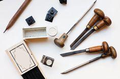 Top tips for linocut printmaking