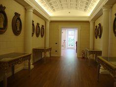 L'ingresso alla Galleria d'Arte del Labirinto della Masone http://lefotodiluisella.blogspot.it/2015/07/labirinto-masone-fontanellato.html