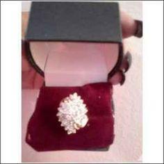 Diamond Ring for Christmas!!! - $700 (Cypress, CA.)