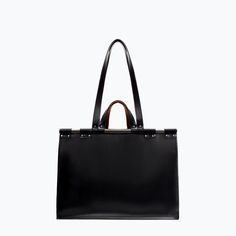 ZARA - SHOES & BAGS - GEANTĂ DOCTOR BAG