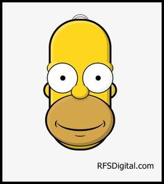Homero Simpson en CSS3