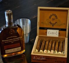 """""""Pairing cigars and whisky is a bit like sex. You want to know at the start of your relationship who's on top-the cigar or the whisky?"""" #WoodfordReserve #june8 #dailyphoto #PerdomoReserve #bestoftheday #instagood #whiskey #cigar #men #women #lifegram #500px #instadaily #whiskey #singlemalt #scotch #cigar #cigars #cigarsandwhisky #luxury #us #indulge #cigaraficionado #whiskyandcigars  #food #foodie  #foodstagram #wine #rum #hedonismbot"""