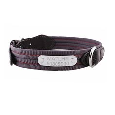 cat Dog Collar with Customized Plate Tag Personalized Anti-Lost cat ID Tag for Small Medium Large Dog Cat XS-L >>> Insider's special review you can't miss. Read more  : Cat Collar, Harness and Leash