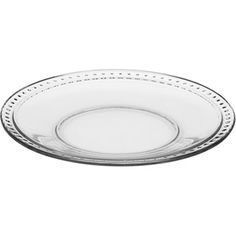 Anchor Hocking 8 in. Isabella side plate
