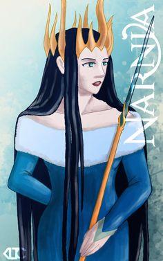 Narnia Characters: Jadis by ElykRindon.deviantart.com on @DeviantArt